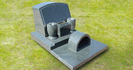 芝生墓地型
