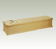 御棺(木製R型)